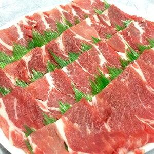 【ふるさと納税】宮城県産ブランドポーク 焼き肉セット1.5kg【しわひめポーク】【1027634】