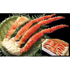 【ふるさと納税】【かに定期便C】たらばがに脚5L:1kg、ずわいがに脚3L:3kg 【定期便・蟹・カニ・魚貝類・加工食品】