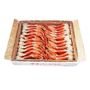 【ふるさと納税】【カニ】ボイルずわいがに脚 5kg 2Lサイズ 【ずわい蟹・ずわいガニ・ズワイガニ・蟹・カニ・魚貝類・加工食品】