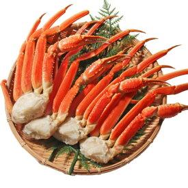 【ふるさと納税】【 カニ 】ボイル ずわいがに 脚 1kg 3Lサイズ < マルヤ水産 > かに 蟹 【ずわい蟹・ずわいガニ・ズワイガニ・蟹・カニ・魚貝類・1kg】