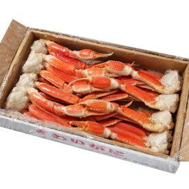 【ふるさと納税】【 カニ 】ボイル ずわいがに 脚 3kg 5Lサイズ < マルヤ水産 > かに 蟹 【ずわい蟹・ずわいガニ・ズワイガニ・蟹・カニ・魚貝類・3kg】