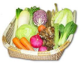 【ふるさと納税】〔I7〕定期便・6ヶ月 能代の恵み 地場野菜