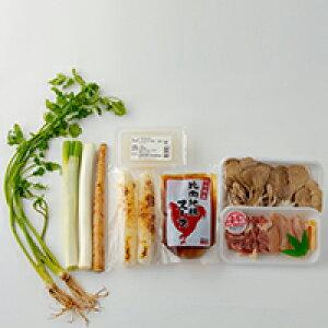 【ふるさと納税】60P1511 比内地鶏きりたんぽ鍋セット(1〜2人前)