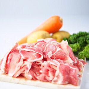 【ふるさと納税】50P2160 ボリュームたっぷり3kg盛り!大館北秋田産・豚肉切り落とし