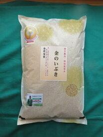 【ふるさと納税】令和2年産米 B2103 特別栽培米 金のいぶき5kg