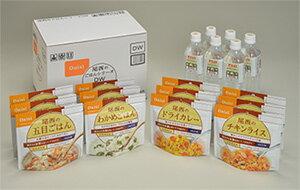 【ふるさと納税】C2501 尾西のご飯シリーズDW(和風・洋風組合せ)2箱セット