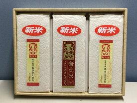 【ふるさと納税】令和2年産米 A9101 湯沢産 無洗米あきたこまち900g×3袋