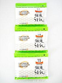 【ふるさと納税】A1301 稲庭うどん 国産小麦使用 500g×3袋