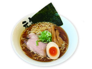【ふるさと納税】a3−01 元氣屋比内地鶏ラーメン4食セット