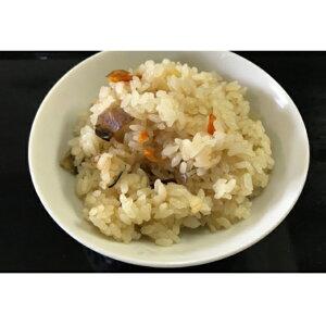 【ふるさと納税】ハタハタ飯の素(炊き込みご飯の素) 【加工食品・魚貝類】