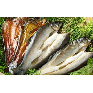 【ふるさと納税】清流・鮎の一夜物語・黄金いぶり鮎セット 【魚貝類・干物】