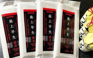 【ふるさと納税】FY21-081 高級乾麺 最上早生 4-3