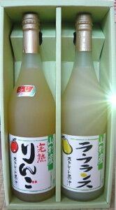 【ふるさと納税】FY18-754 丸ごと搾った100%ジュース6本詰合せセット