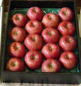 【ふるさと納税】FY18-770 山形産サンふじりんご5kg(太陽をいっぱい浴びたふじりんご)