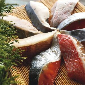 【ふるさと納税】米沢生まれの糀物語 高級漬魚 8切れ 化学添加物不使用 かねしめ水産 ギフト 個包装
