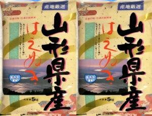 【ふるさと納税】A51-024 特別栽培米はえぬき無洗米(10kg)
