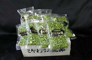 【ふるさと納税】A51-432 冷凍だだちゃ豆 むき豆(2.25kg)