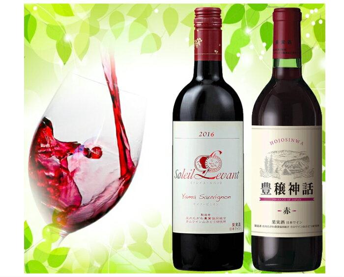 【ふるさと納税】M30-002 赤ワイン2本セット