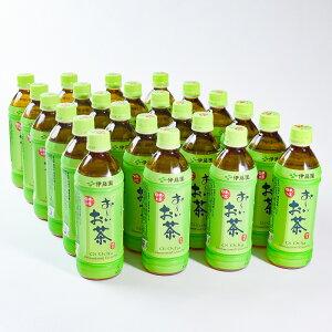 【ふるさと納税】おーいお茶 500ml 24本 送料無料 伊藤園 ペットボトル 1箱