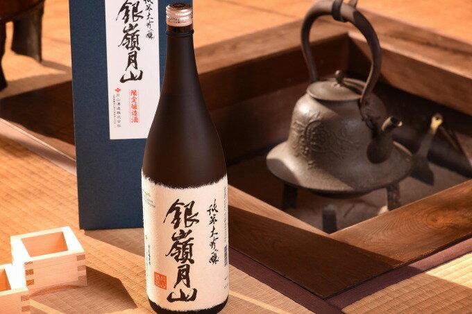 【ふるさと納税】銀嶺月山 純米大吟醸 限定醸造 1,800ml