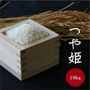 【ふるさと納税】令和元年産米 「つや姫」無洗米 10kg
