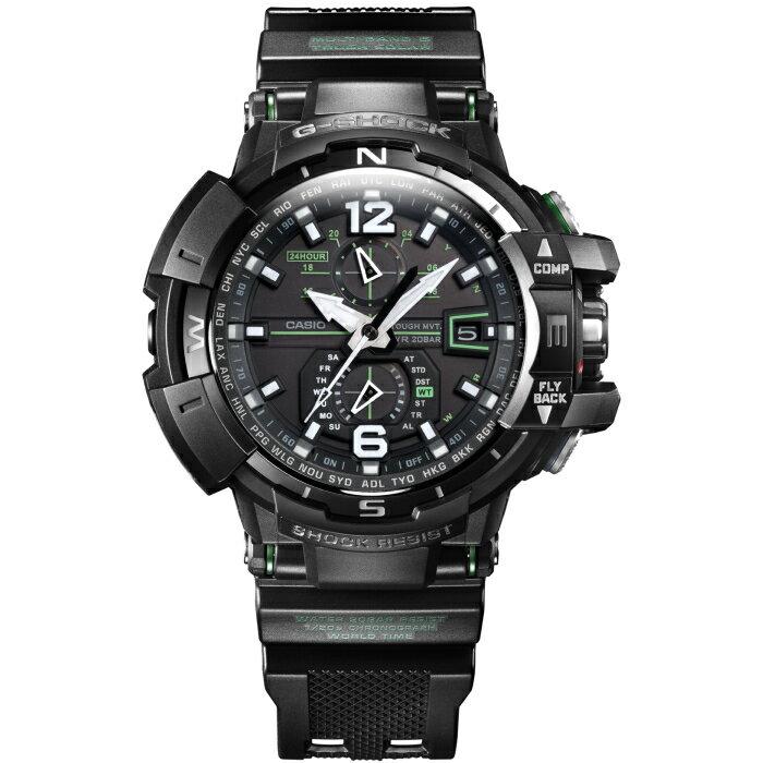 【ふるさと納税】D-07 CASIO腕時計 「G-SHOCK GW-A1100-1A3JF」