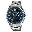 【ふるさと納税】E-28 CASIO腕時計「OCEANUS OCW-S3400-1AJF」