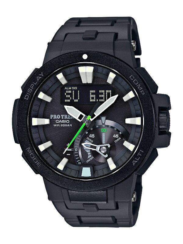 【ふるさと納税】E-62 CASIO腕時計「PRO TREK PRW-7000FC-1JF」