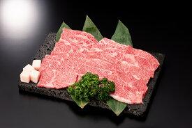 【ふるさと納税】尾花沢牛焼肉用カルビ500g