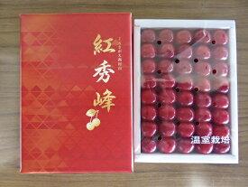 【ふるさと納税】【5月発送予定】令和3年産ハウスさくらんぼ「紅秀峰」300g化粧箱