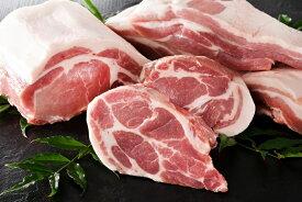 【ふるさと納税】山形県産豚肉3種盛り 約2500gセット