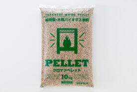 【ふるさと納税】庄内の木質ペレット20kg(クロマツ)