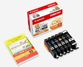 【ふるさと納税】No.0810【純正品】Canon インクタンク BCI-381+380/6MP マルチパック
