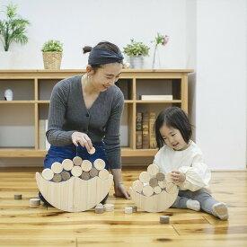 【ふるさと納税】檜のおもちゃ IKONIH なみのりバブル