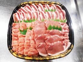 【ふるさと納税】清浄豚ロース焼肉セット(大)