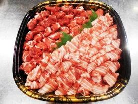 【ふるさと納税】清浄豚鍋物セット(中)