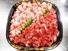 【ふるさと納税】清浄豚鍋物セット(小)