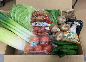 【ふるさと納税】いわき市産 旬の恵お野菜詰め合わせB