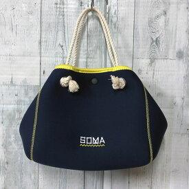 【ふるさと納税】【SOMA】ネオプレンミニバッグ【14007】