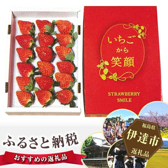 【ふるさと納税】No.027 プレミアムいちご 約450g〜500g
