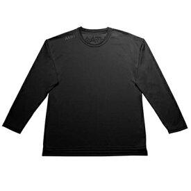 【ふるさと納税】リカバリーウェア A.A.TH / ロング Tシャツ ※カラー:ブラック/ サイズ SS【1067590】