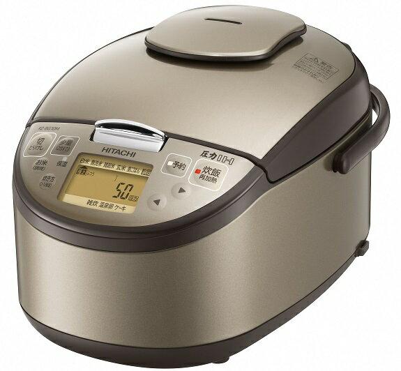 【ふるさと納税】J-4 【圧力IH】炊飯器(5.5合用) RZ-BG10M(T)
