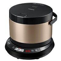 【ふるさと納税】L-4 炊飯器(4合用・ブラウンゴールド )
