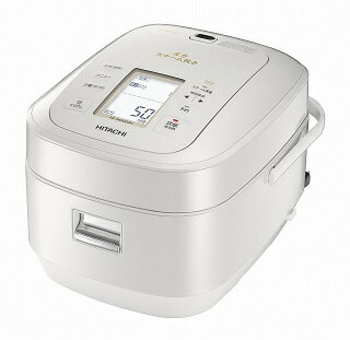 【ふるさと納税】L-2 【圧力スチームIH】炊飯器(5.5合用) RZ-AW3000M(W)