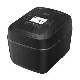 【ふるさと納税】L-15 【圧力スチームIH】炊飯器(5.5合用) RZ-W100EM(K)
