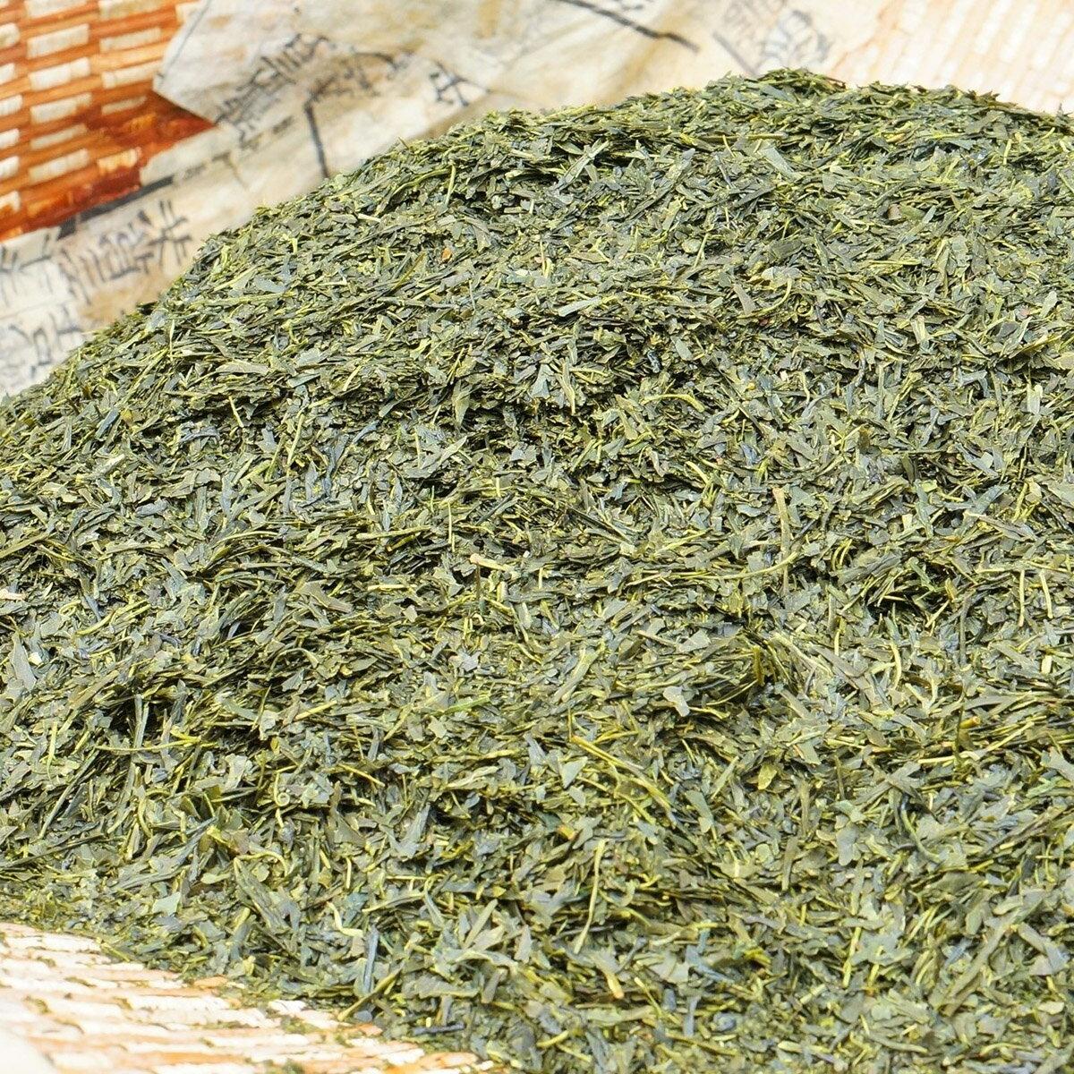 【ふるさと納税】BM01_匠の技 「さしま茶」産地元詰2kg(500g×4本)