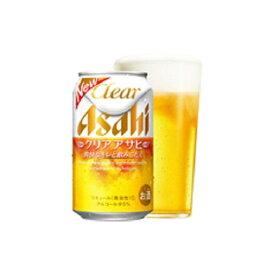 【ふるさと納税】新ジャンル!クリアアサヒ350ml×24本 【お酒・ビール】