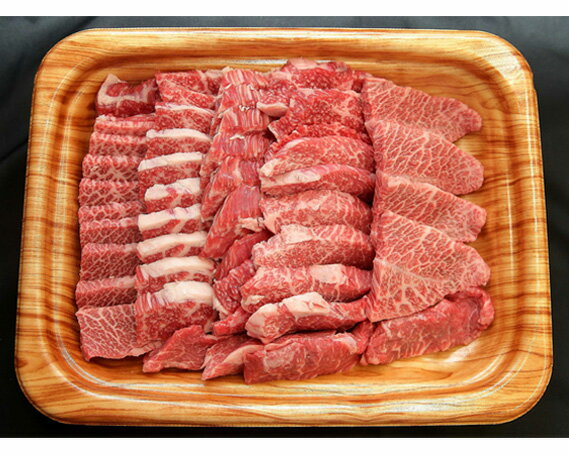 【ふるさと納税】No.103 瑞穂農場で育てた常陸牛焼肉セット 約800g