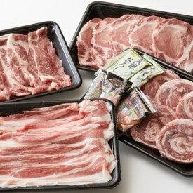 【ふるさと納税】3ヵ月定期便 【田中農場のすずし豚】 豚肉詰合せ