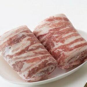 【ふるさと納税】☆【田中農場のすずし豚】 ロールステーキ 2kgセット